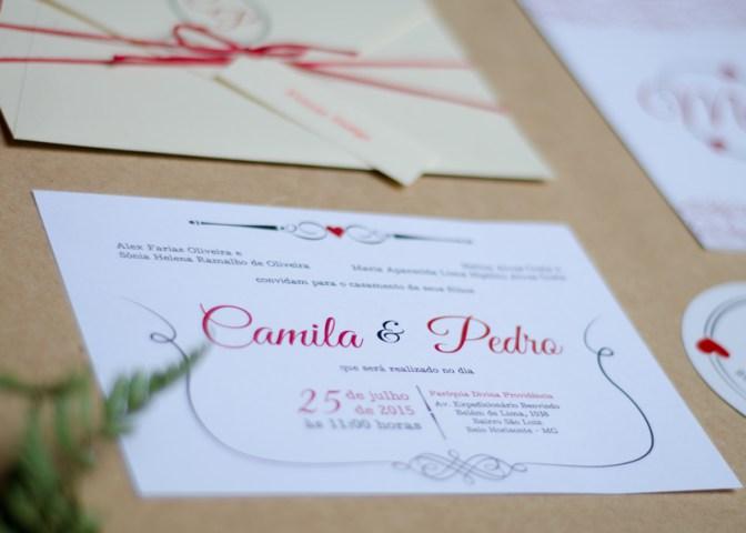 Camila e Pedro