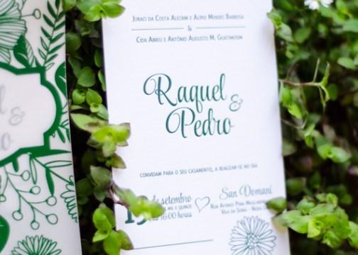 Raquel e Pedro